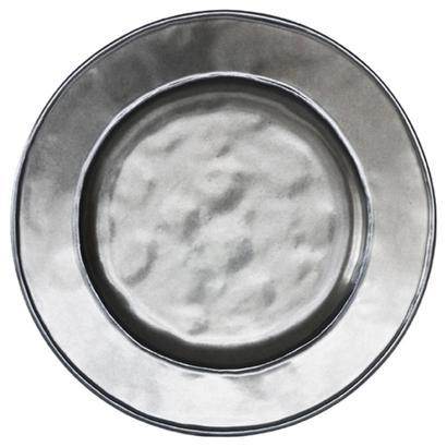 Pewter Round Side Plate
