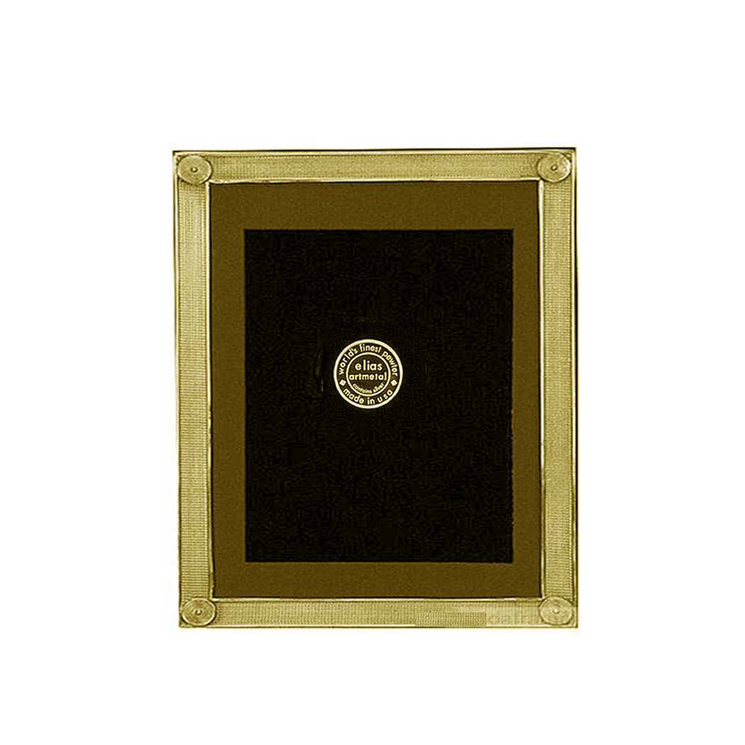 Discus Frame 8X10 In Gold