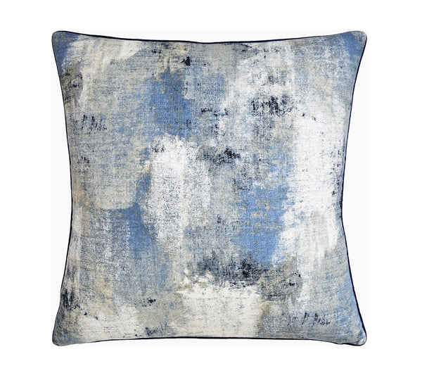 Antalya Pillow in Dark Denim