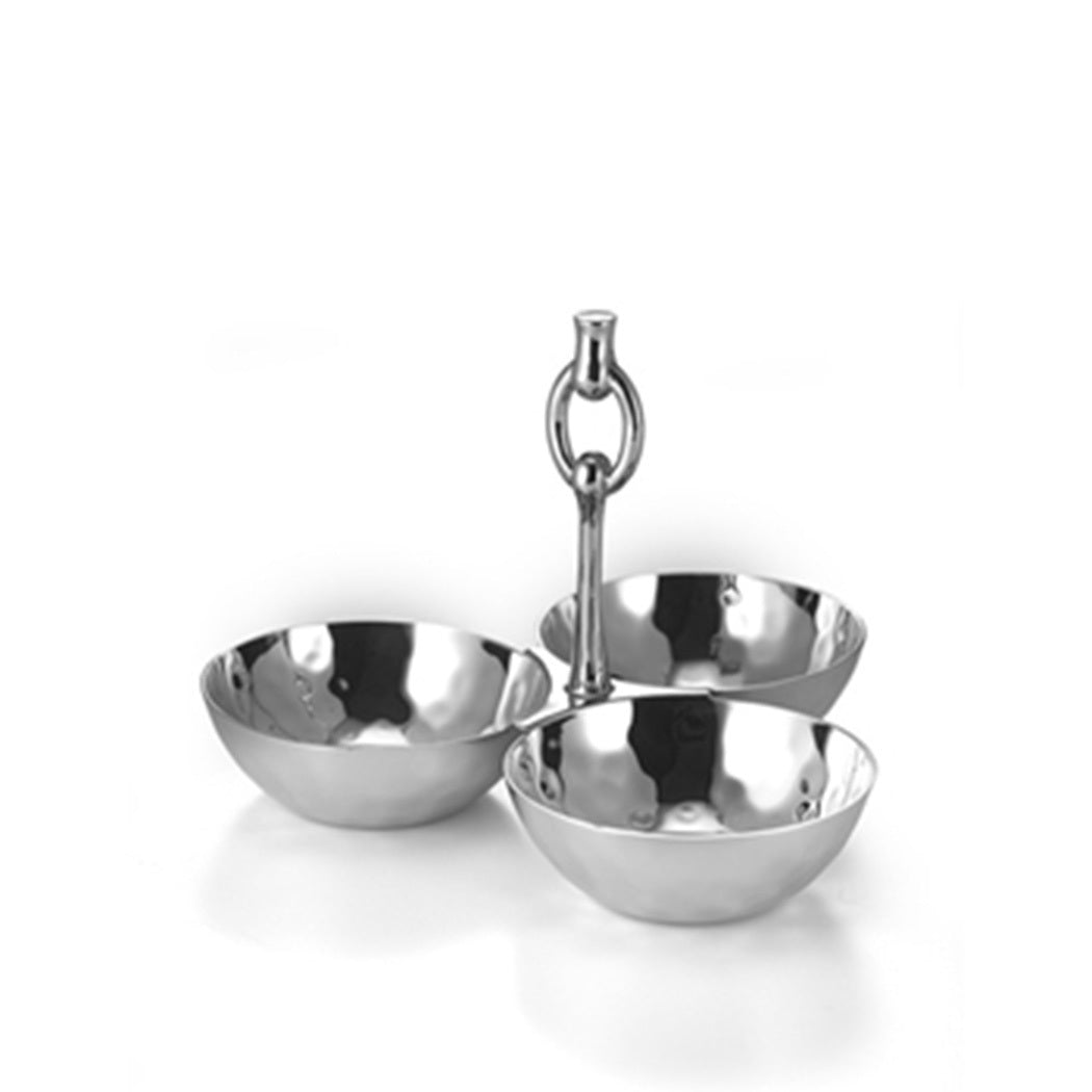 Omega Three Bowl Snack Set