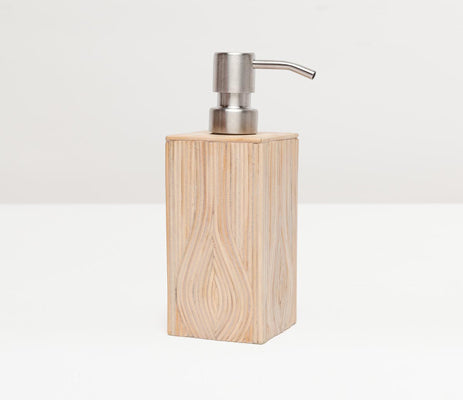 Tifton Soap Pump in Natural
