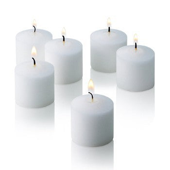 Votive Candle White