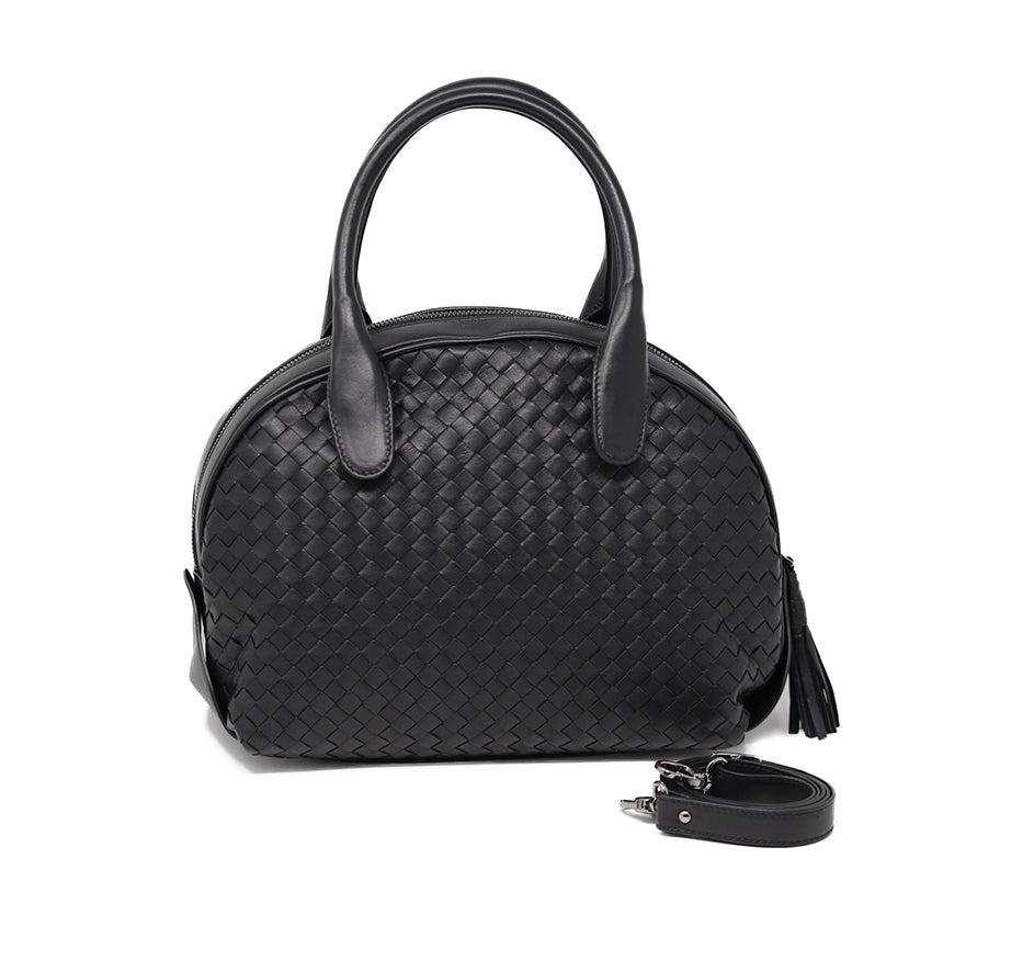Black Bowler Bag