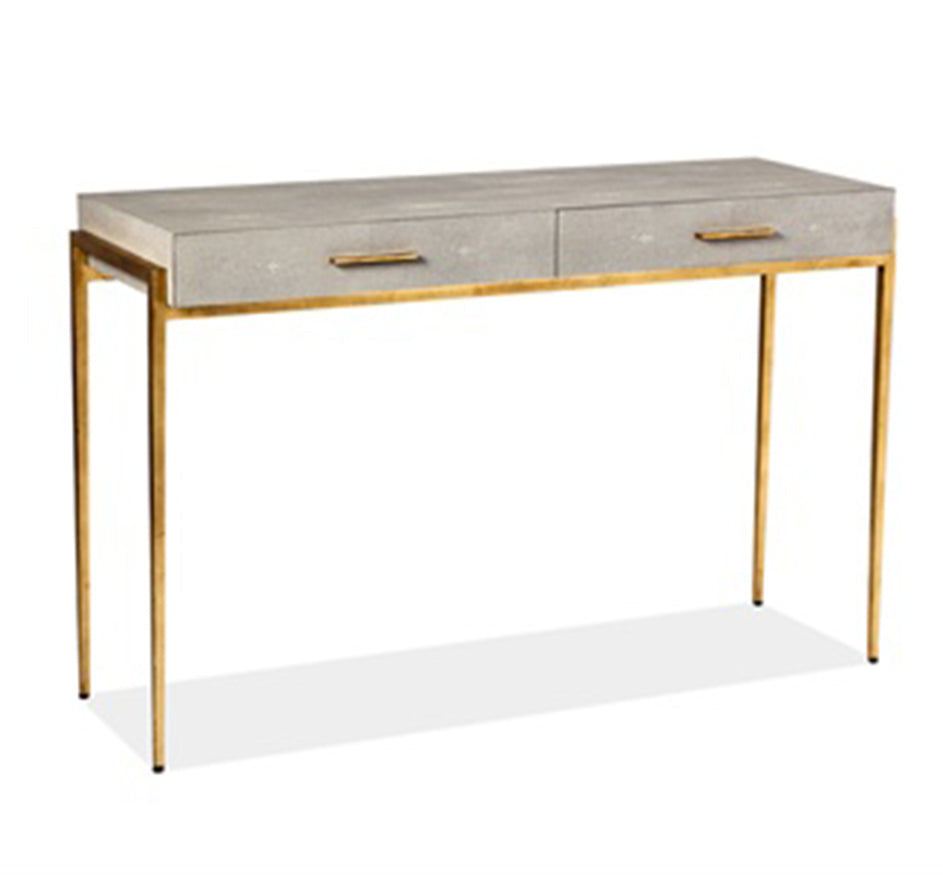 Morand Console/Desk in Taupe