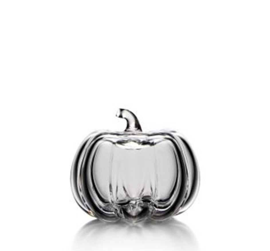Small Glass Pumpkin