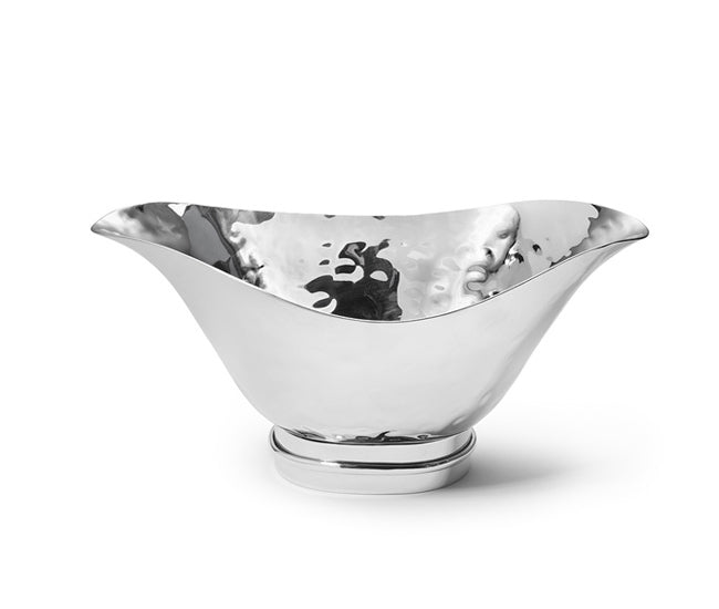 Nordica Oval Two Spout Gravy Boat