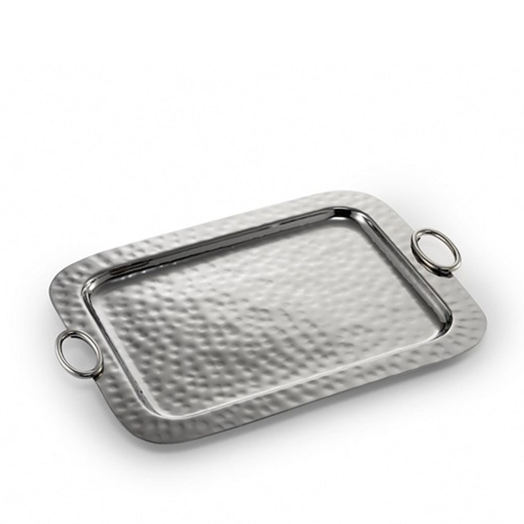 Omega Serving Tray with Ring