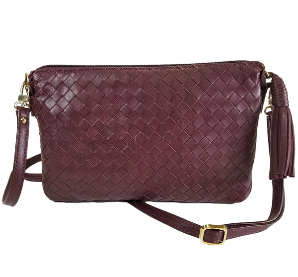 3 Part Large Crossbody Bag