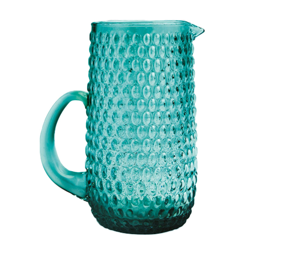 Claire Teal Pitcher