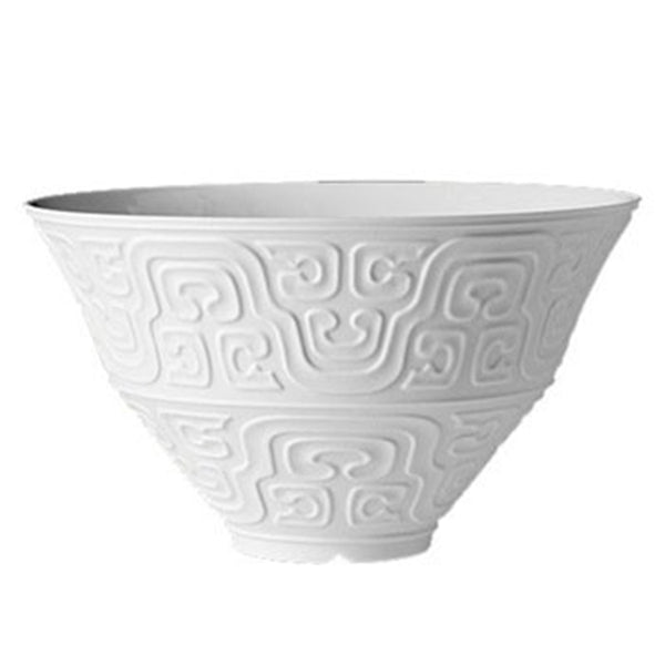 Han Serving Bowl in White