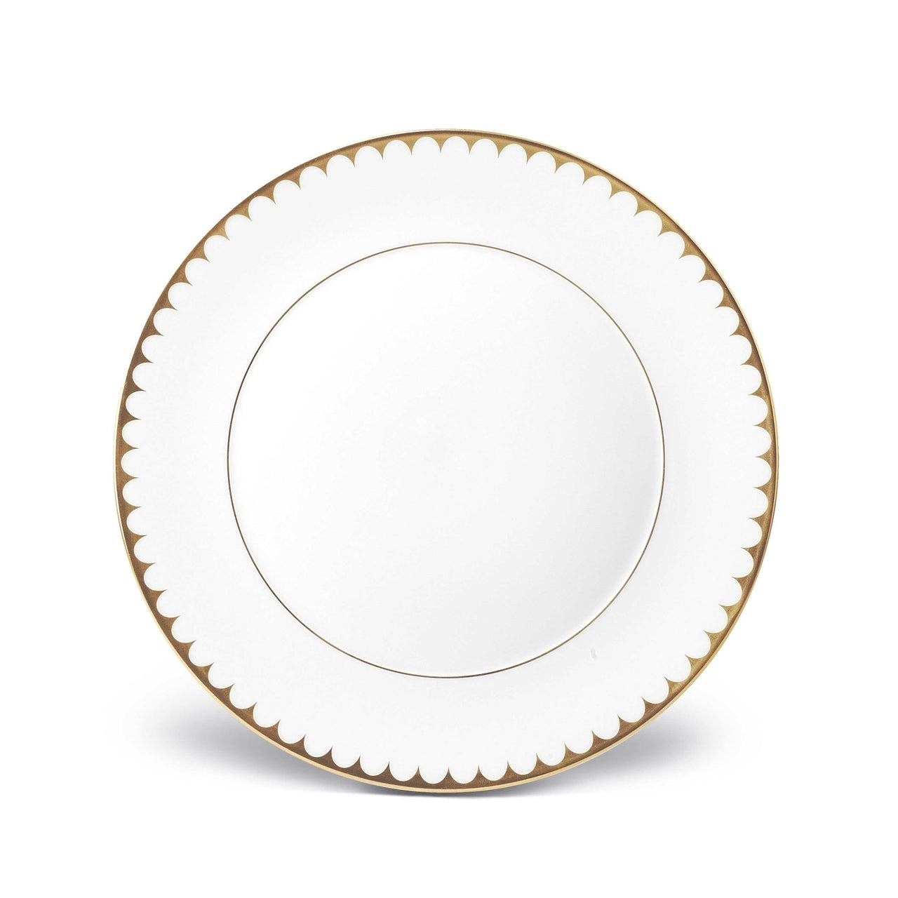 Aegean Filet Gold Dinner Plate