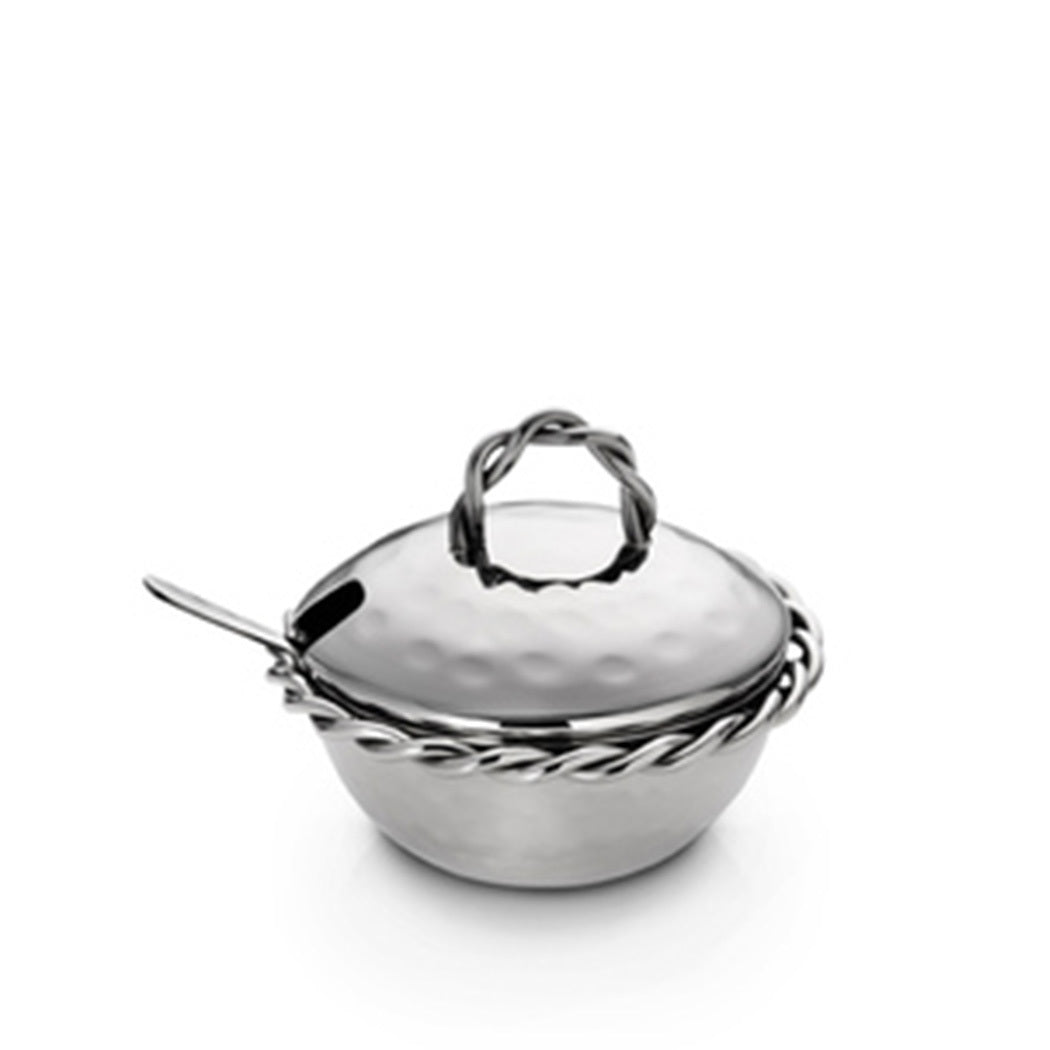 Paloma Sugar Bowl with Spoon