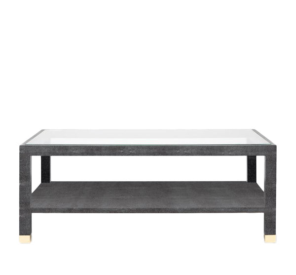 Lafeu Shagreen Coffee Table