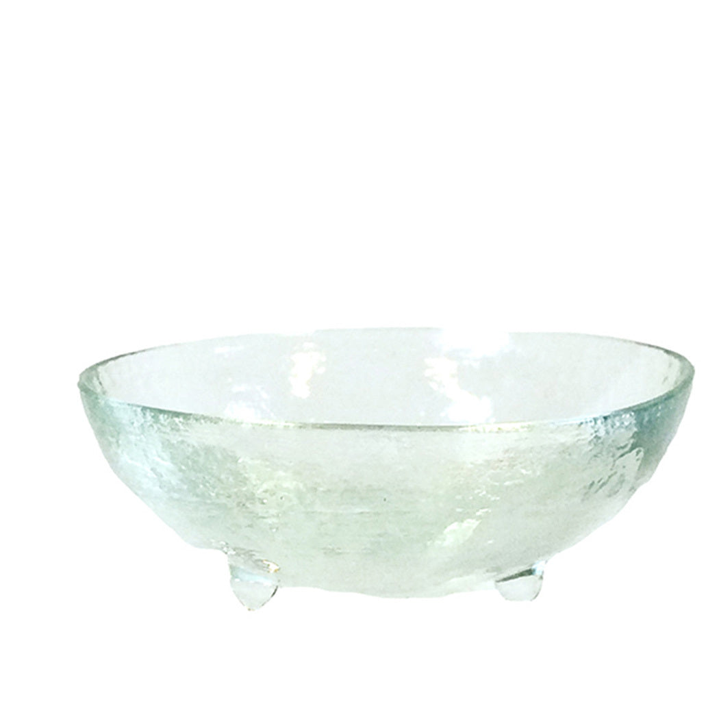 "Spike Bowl 4"" Crystal"