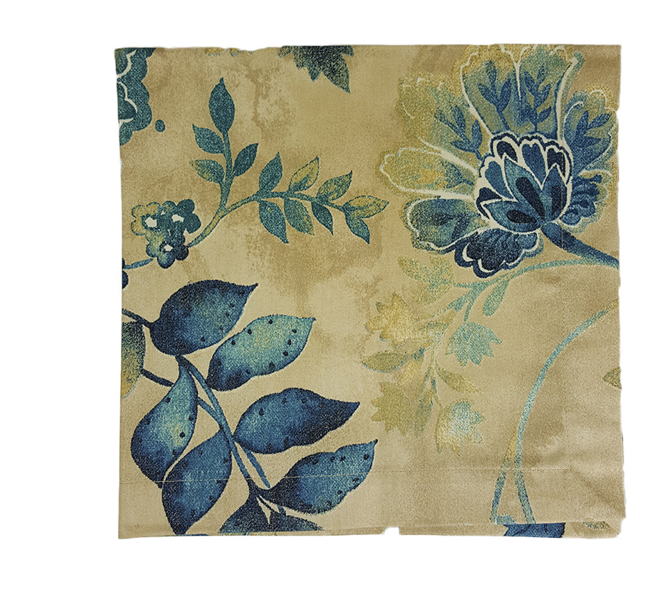 Floral Napkin in Bluebell