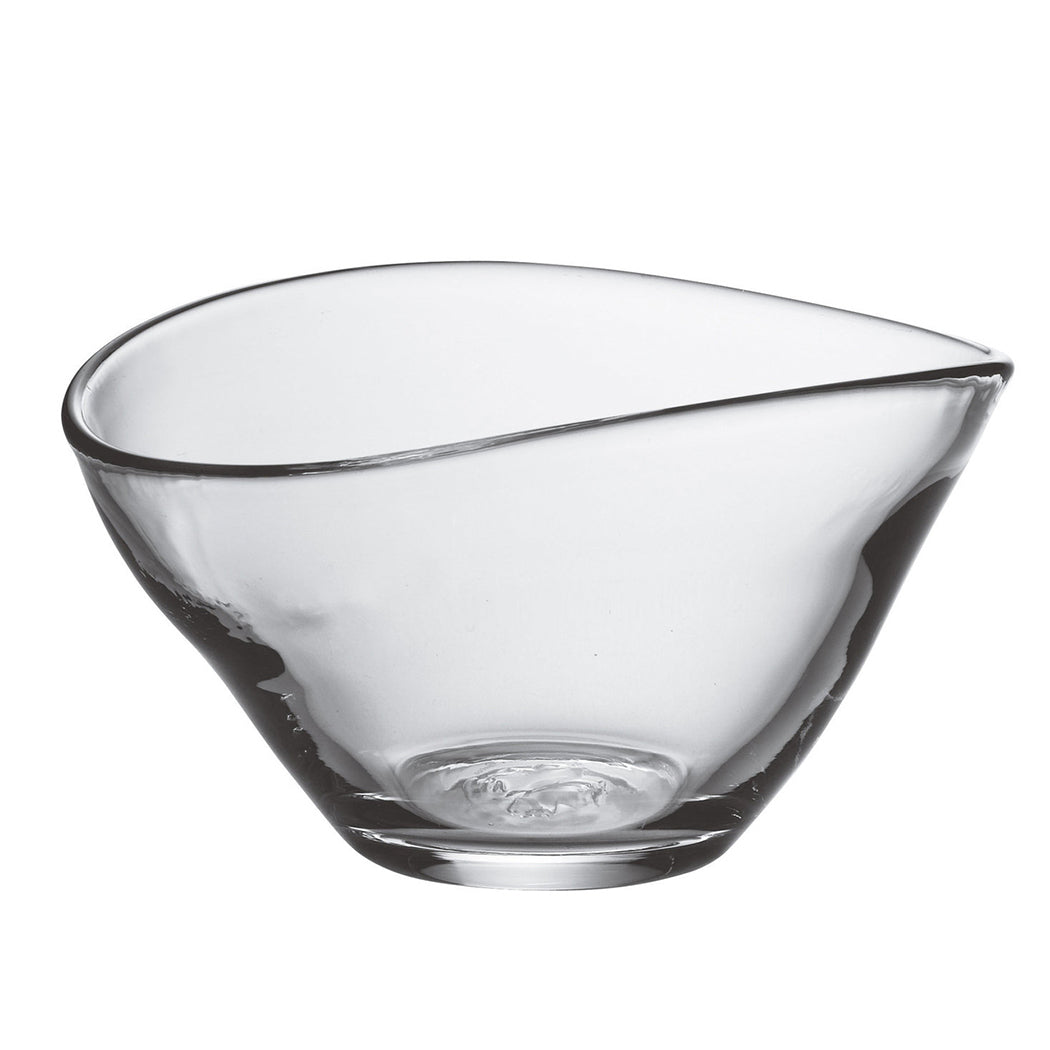 Barre Medium Glass Bowl