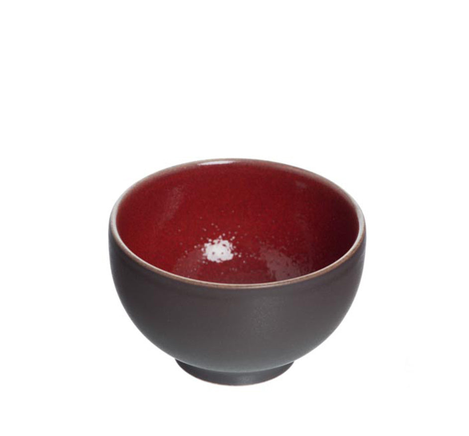 Tourron Tea bowl in Cherry