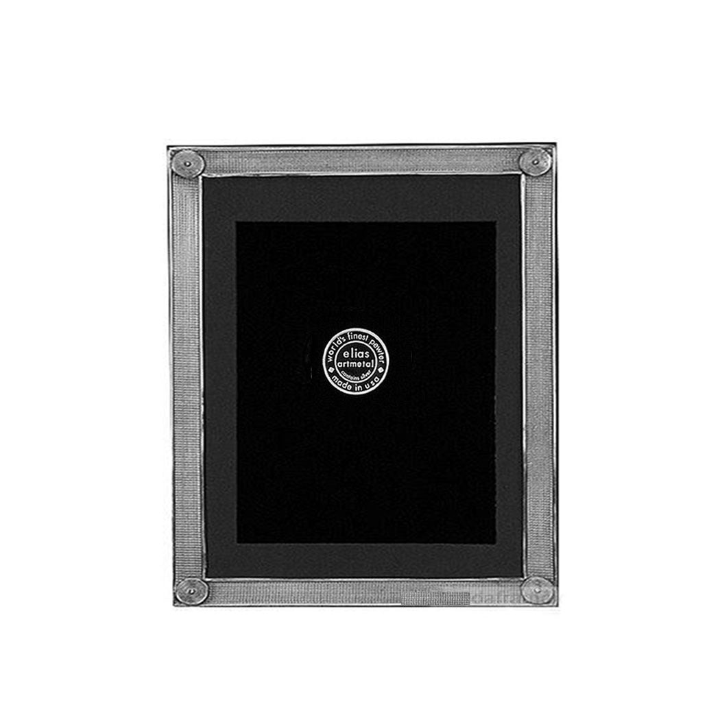 Discus Frame 8X10 In Pewter