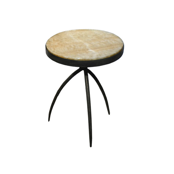 Tripod Small Accent Table