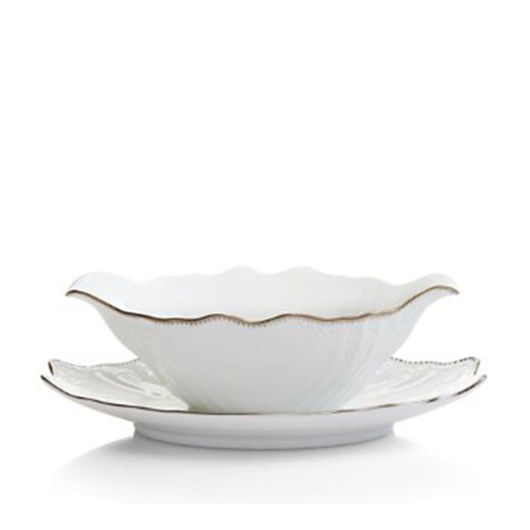 Simply Anna Gravy Boat in Gold