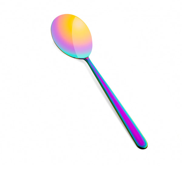 Linea Rainbow Serving Spoon