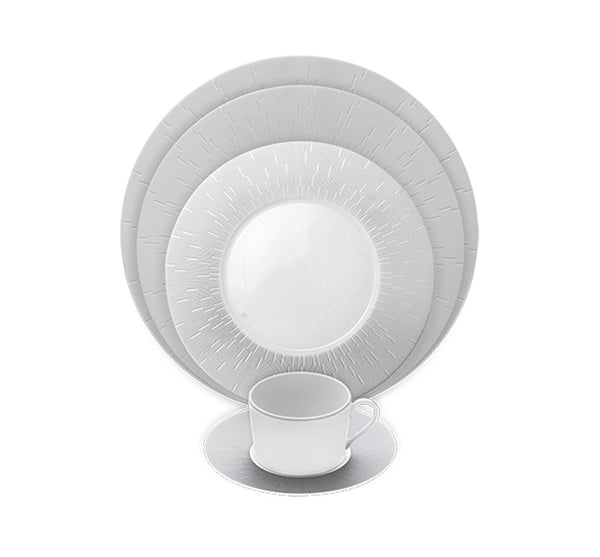 Infini Blanc Dinnerware Collection