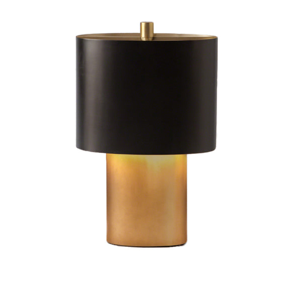Nordic Table Lamp in Gold