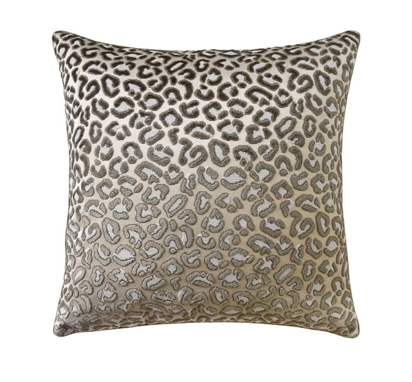 Cheetah Velvet Pillow