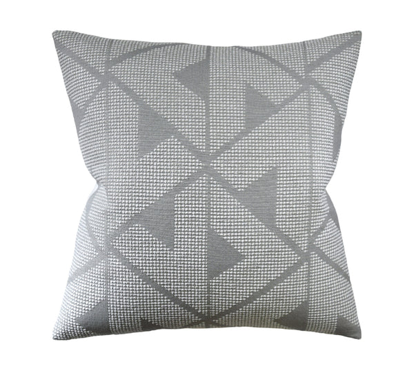 Sierra Pillow in Grey
