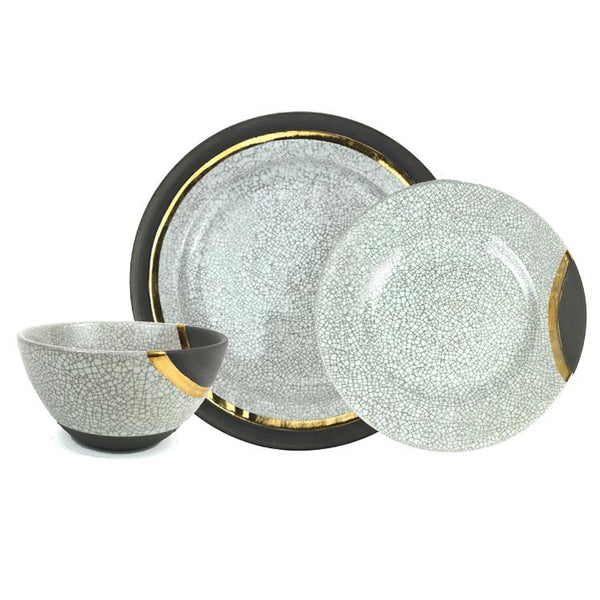 Raku Dinnerware Collection