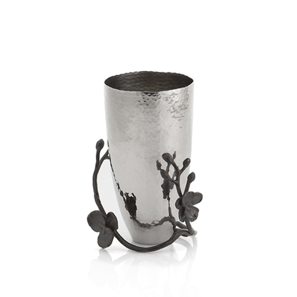 Black Orchid Vase Small
