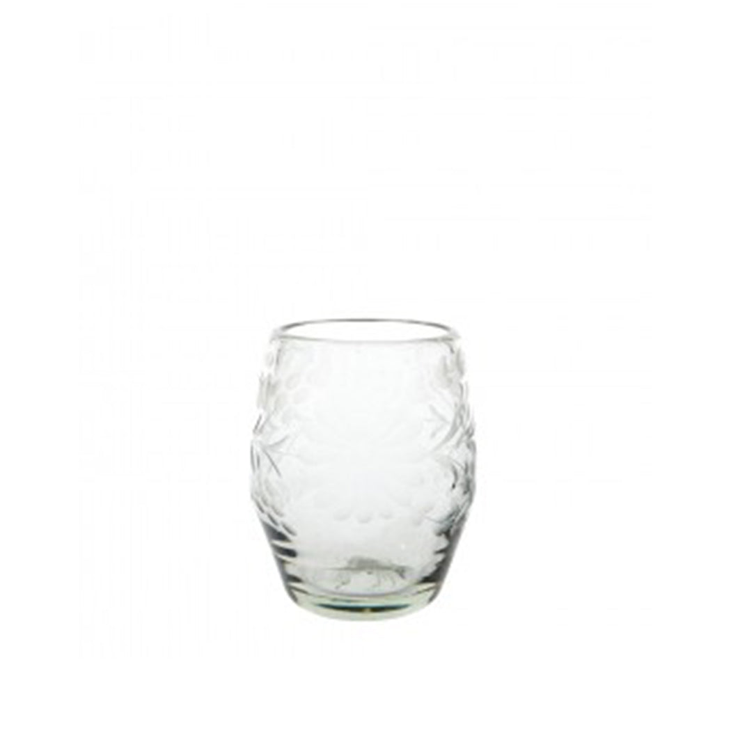 Stemless Wine Glasses in Clear