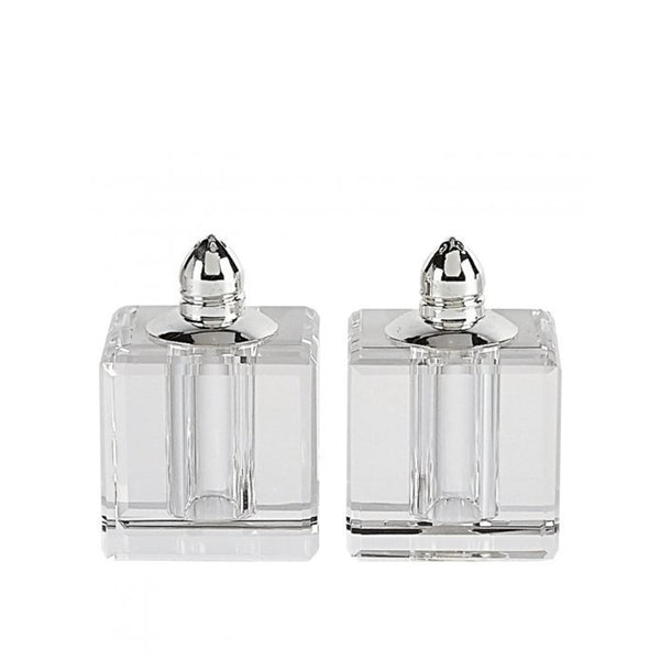 Vitality Salt & Pepper Set Platinum