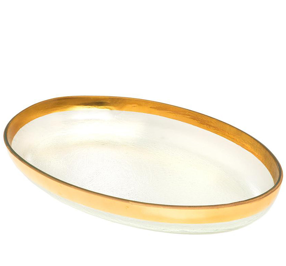 Mod oval Platter (Available In 2 Colors)
