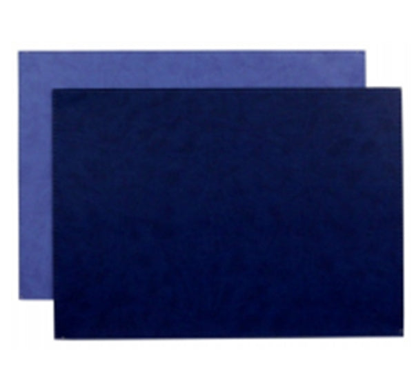 Reversible Gallery Placemat in Navy & Cornflower (Set of 4)