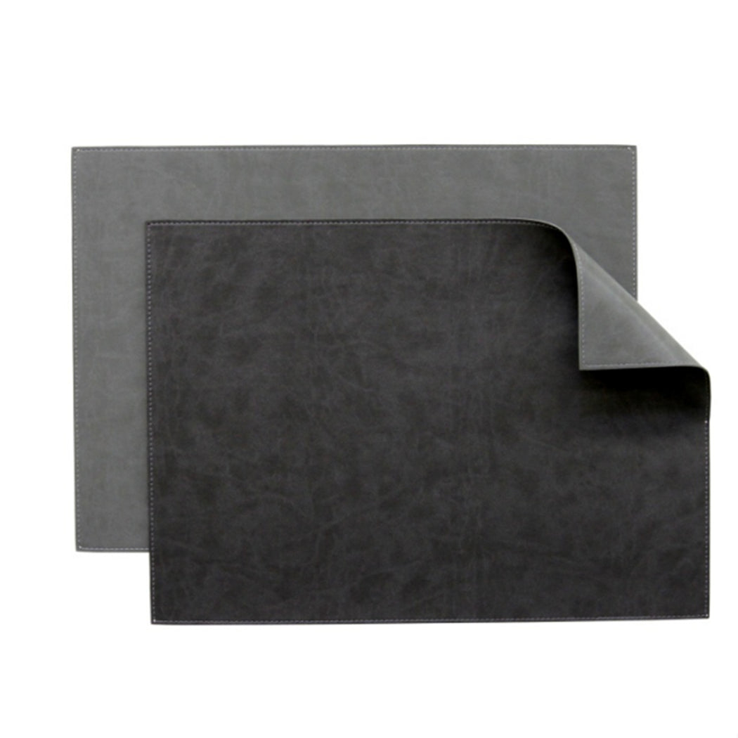 Gallery Placemat in Charcoal/Slate
