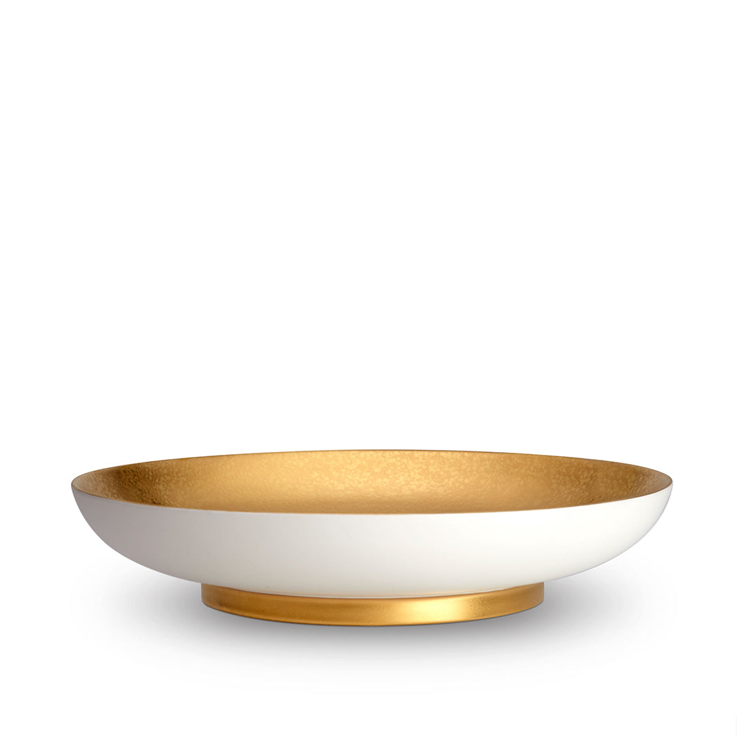 Alchimie Serving Bowl In Gold