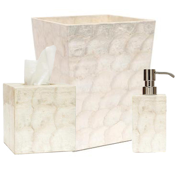 Andria Pearlized Bath Collection