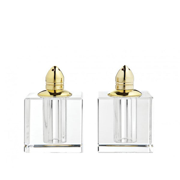 Vitality Salt & Pepper Set Gold