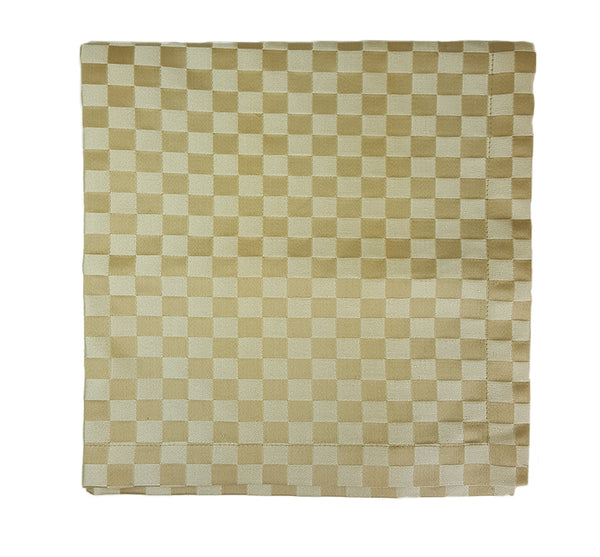 Grand Prix Napkin in Gold