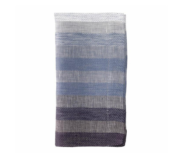 Gradient Stripe Napkin Set of 4 (Available In 3 Colors)
