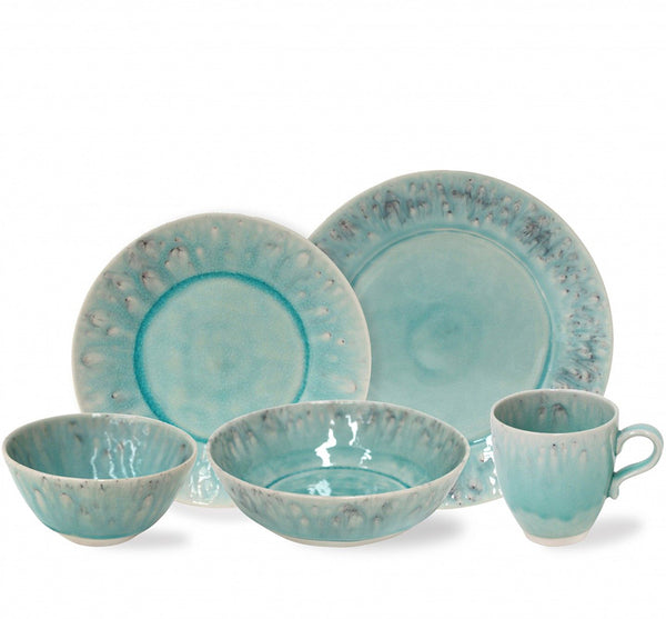 Madeira Dinnerware Collection in Blue