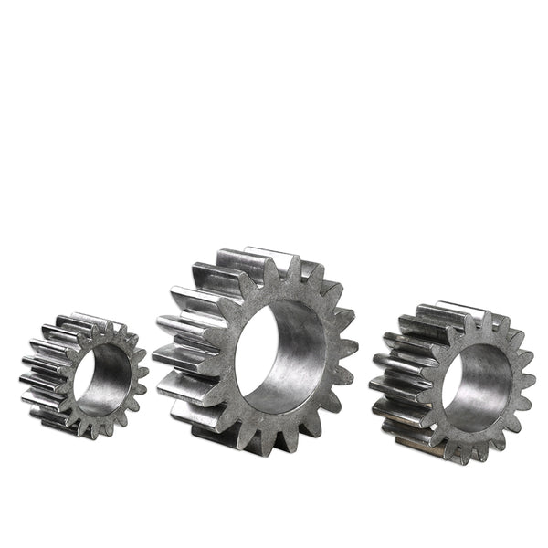 Gears Set of Three