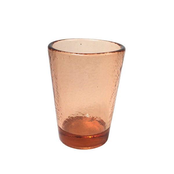 Recycled Glass Copper Small Tumbler