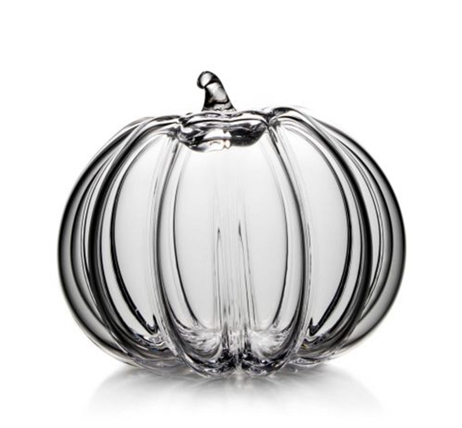 Large Glass Pumpkin