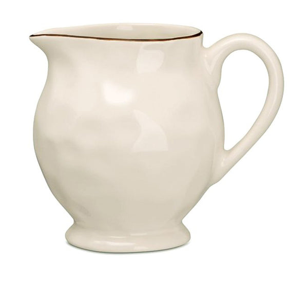 Cantaria Creamer in Ivory