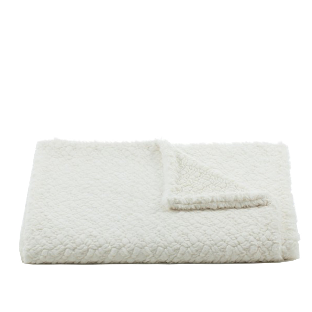 Lux Alexis Throw in Cream