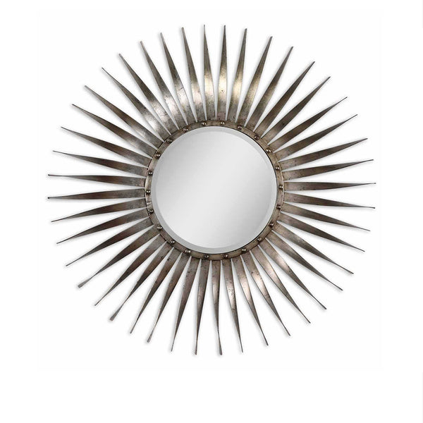 "Silver Ray Mirror 42""Diam"