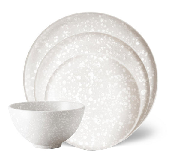 Alchimie Dinnerware Collection In White