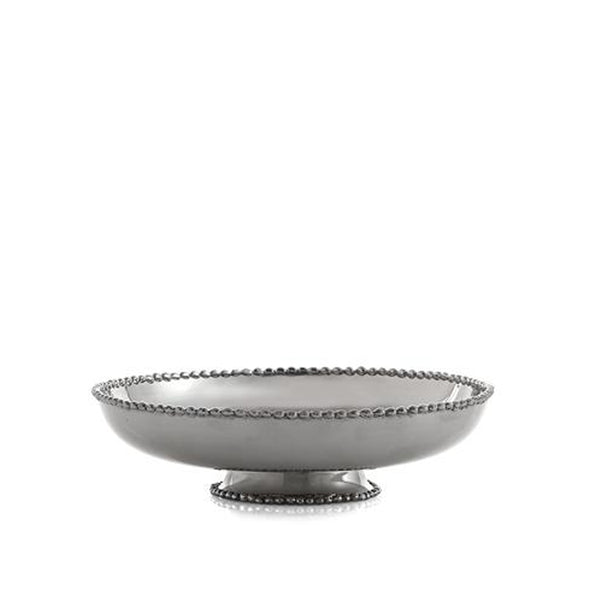 New Molten Footed Platter Small